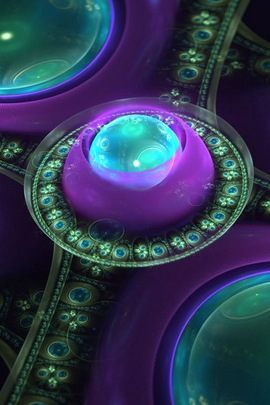 Beautiful Fractal Gems