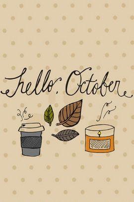 Olá outubro
