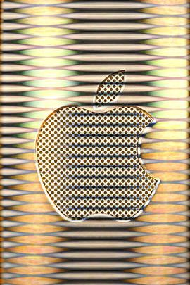 Alien Grid Apple