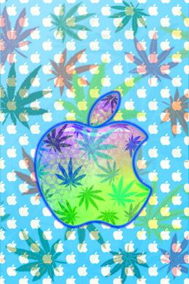 Marijuana & Little Apples