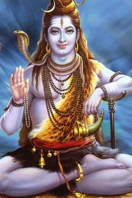 Hinduski bóg Shiva