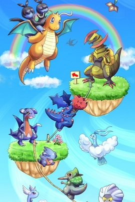 Dragon Type Pokemon