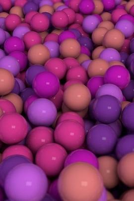 Shinning Balls
