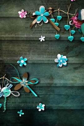 Floweryshelves