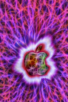 Cosmic Energy Apple