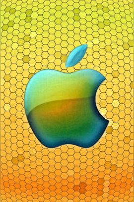 Apple Honeycomb Yellow