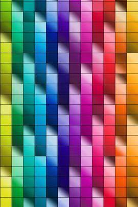 Color Square Gradient
