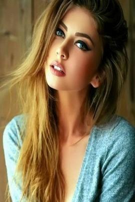 Вродлива жінка