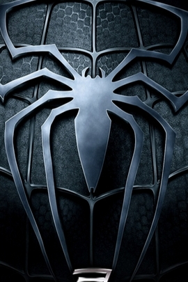 Spider Man 3 Black Logo
