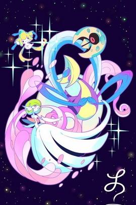 Phychic Pokemons