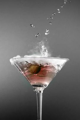Smoking Martini