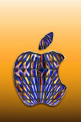 Glass Ball Apple