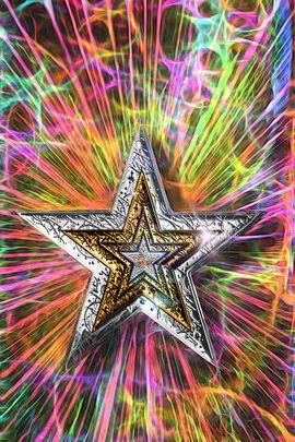 Infinity Universe Star 01