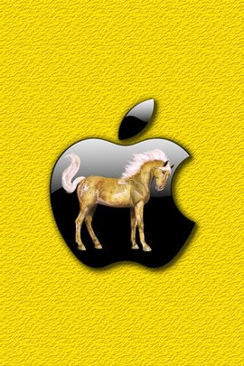 Apple And Horse 3