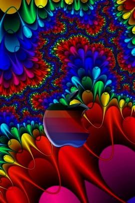 Floral Dywan