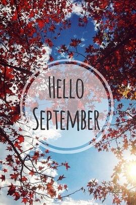 chào tháng chín