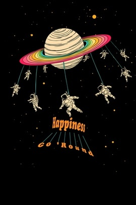 Happiness Go Around