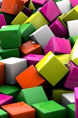 S 3D Cubes