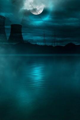 Fantasy Moon view