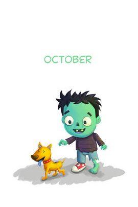 Oktober Green