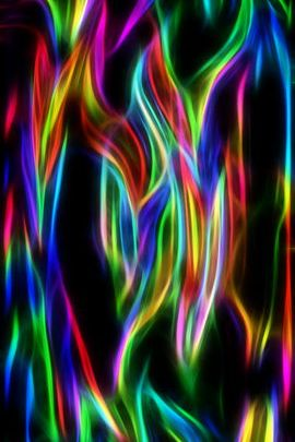 Rainbow Fire 02