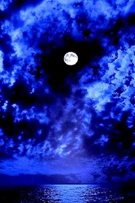 नीली रात