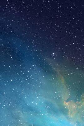 Yıldızlı gökyüzü