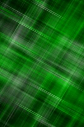 Green Crossblur