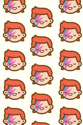 Kawaii David Bowie Ziggy