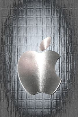 Metal Warp Apple