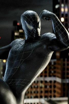 Spiderman3 Flying