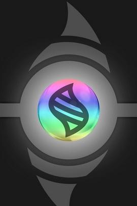 Mega Symbol