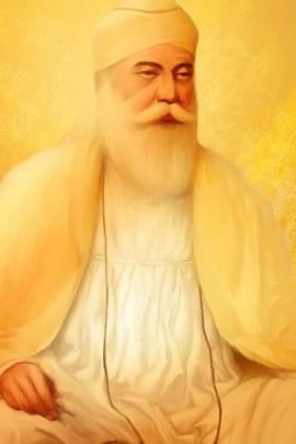 锡克大师Nanak