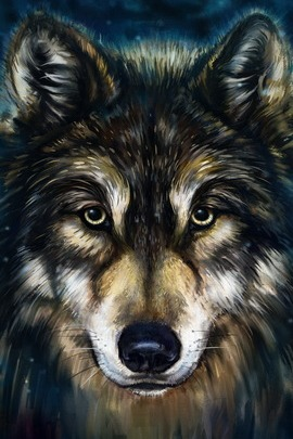 Wolf Paint