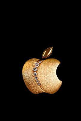 Apple Jewelers Gold