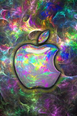 Pearl Cosmic Web Apple