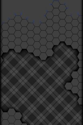 Hexagon Shade Of Grey