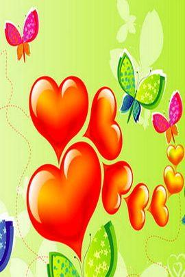 तितली तथा दिल