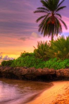 Пляж HDr
