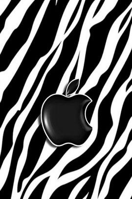 Zebra Apple