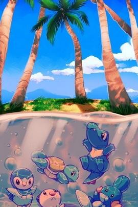 Pokemon wody