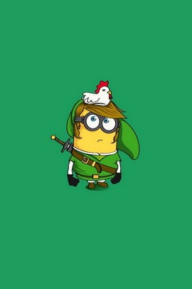 Minion Hyrule Warrior
