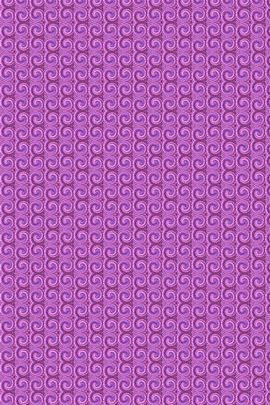 Twirly Swirly violet