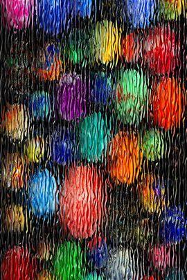 Splotches colorées