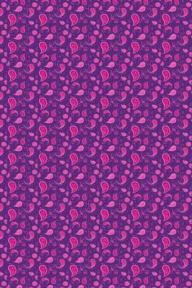 Фиолетовый Пейсли
