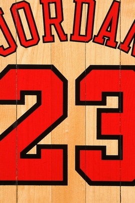 Michael Jordan Chicago Bulls Number Name NBA Basketball Boards 79969 720x1280