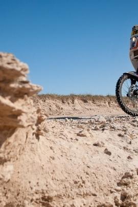 Rally Racer Racer Dakar