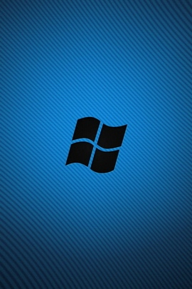 Windows Os Blue Black Flag Logo 26520 720x1280