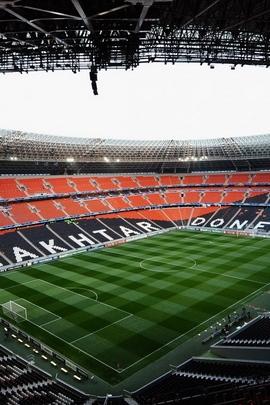 Football Arena Field Tribune Donbass 11299 720x1280