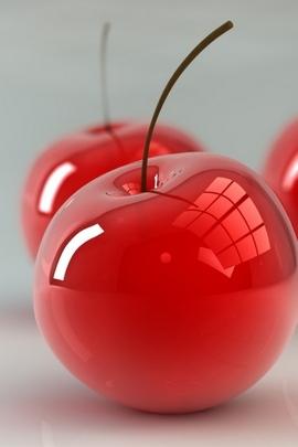 Cherry Berry 3D 74532 720x1280